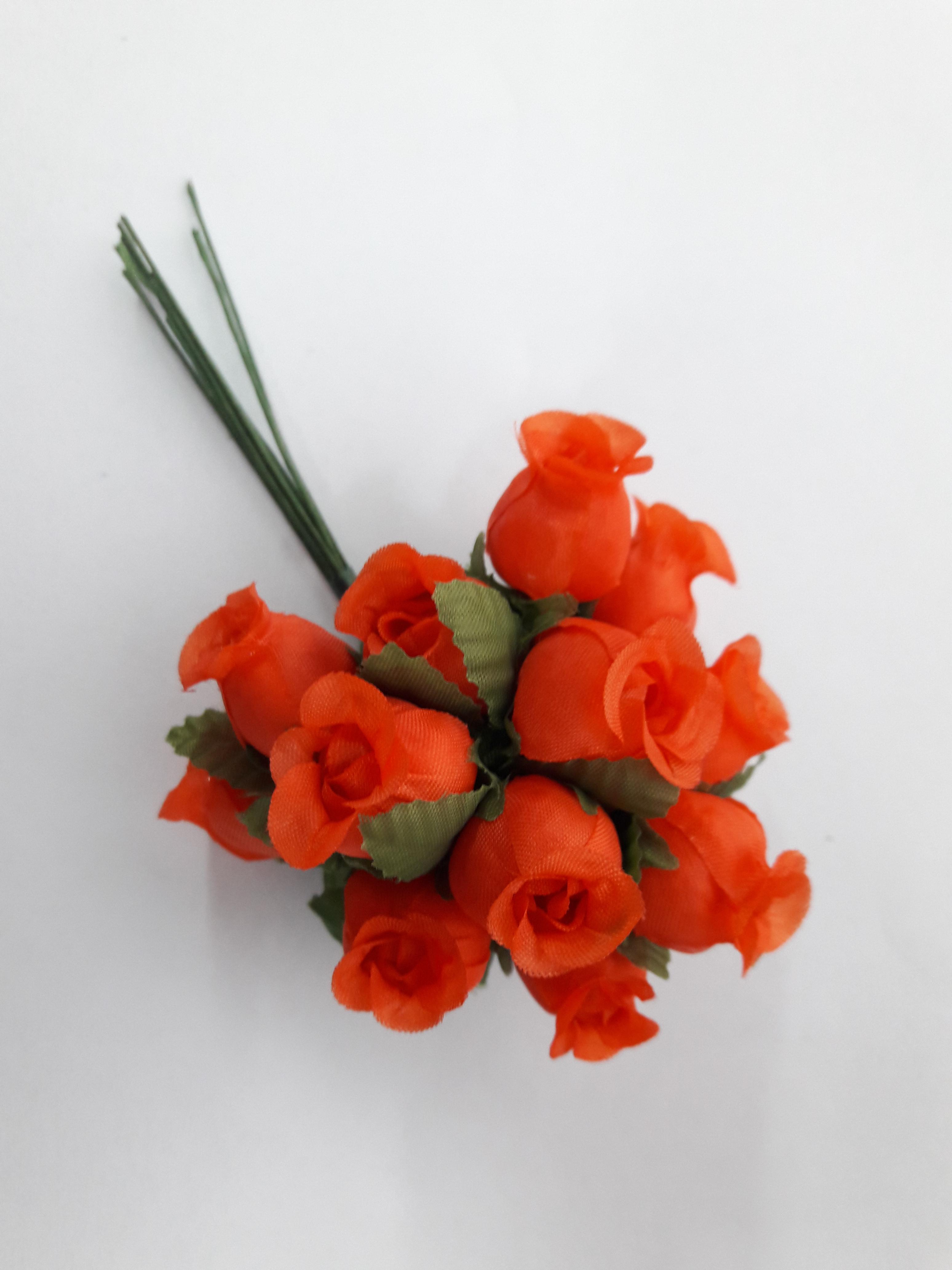Bridal Flowers Mini Rosebuds