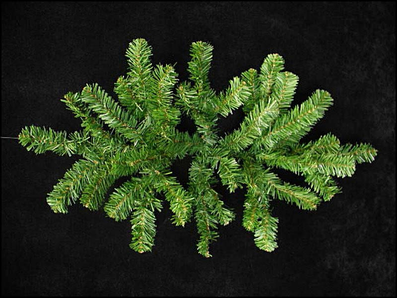24 Inch Artificial Canadian Pine Swag Wholesale Christmas