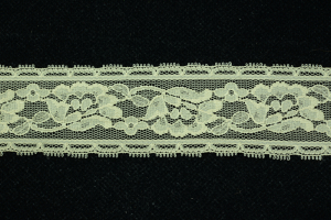 1.75 Inch Flat Lace, Ecru (10 yards)