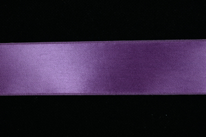 Single Faced Satin Ribbon ,Plum, 1-1/2 Inch x 50 Yards (1 Spool) SALE ITEM