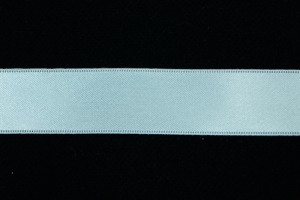 Single Faced Satin Ribbon , Light Blue, 7/8 Inch x 100 Yards (1 Spool) SALE ITEM