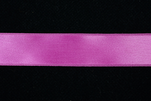 Single Faced Satin Ribbon , Fuchsia, 7/8 Inch x 100 Yards (1 Spool) SALE ITEM