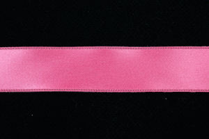 Single Faced Satin Ribbon , Hot Pink, 7/8 Inch x 100 Yards (1 Spool) SALE ITEM