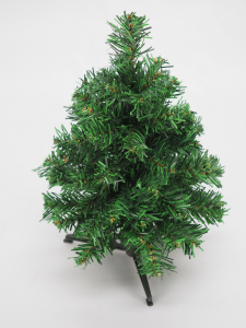 Green Colorado Pine Tabletop Christmas Tree 60 Tips, 12-inch (Lot of 1 PC.) SALE ITEM